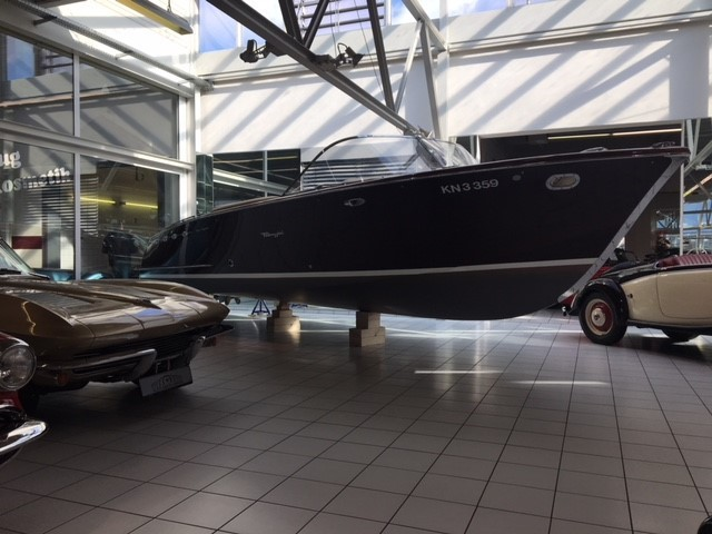 Pedrazzini Super Aquarama €165000
